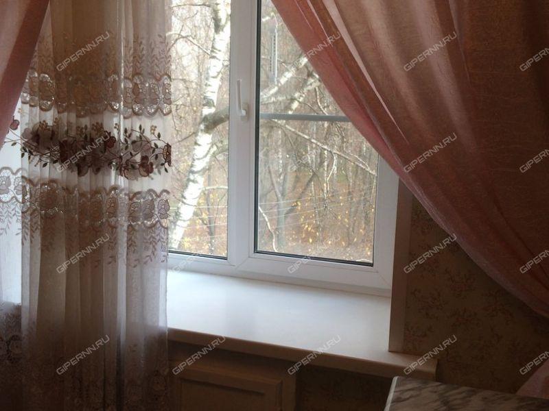 однокомнатная квартира на улице Ванеева дом 102