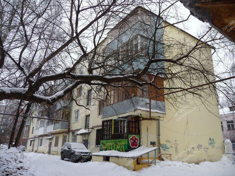 трёхкомнатная квартира на улице Грузинская дом 12а