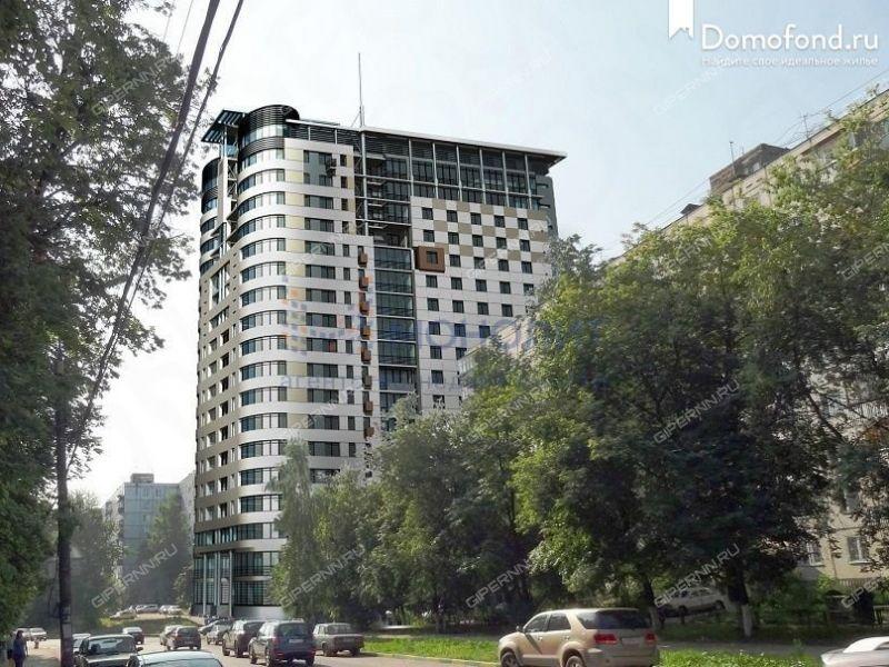 трёхкомнатная квартира на улице Семашко