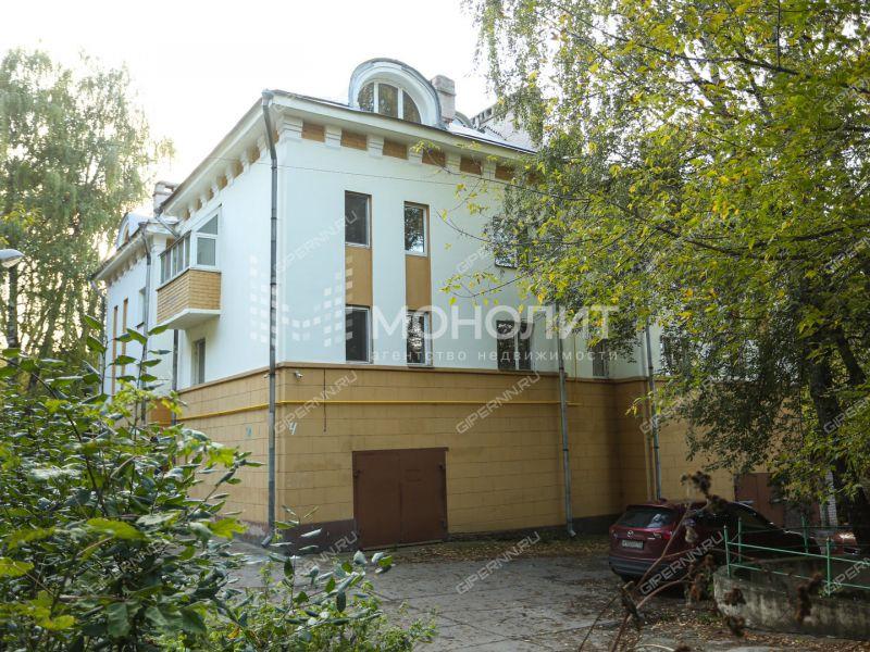 дом в переулке Лудильный