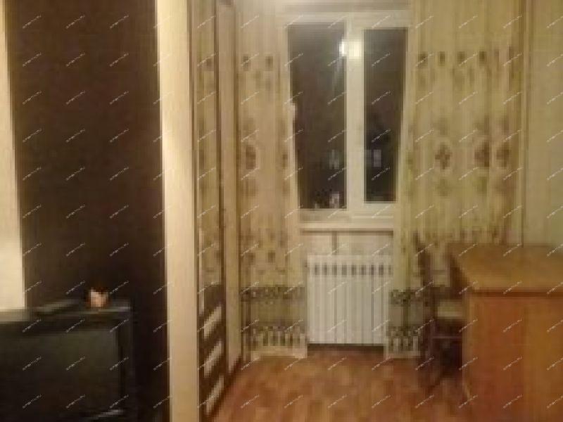 двухкомнатная квартира на улице Героя Чугунова дом 3а