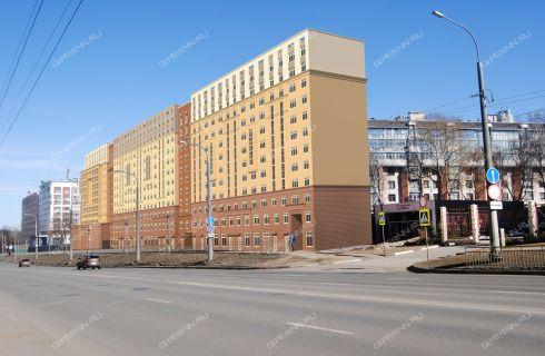 1-komnatnaya-v-granicah-ulic-maksima-gorkogo-korolenko-slavyanskaya-studenaya-1-pusk-kompleks фото
