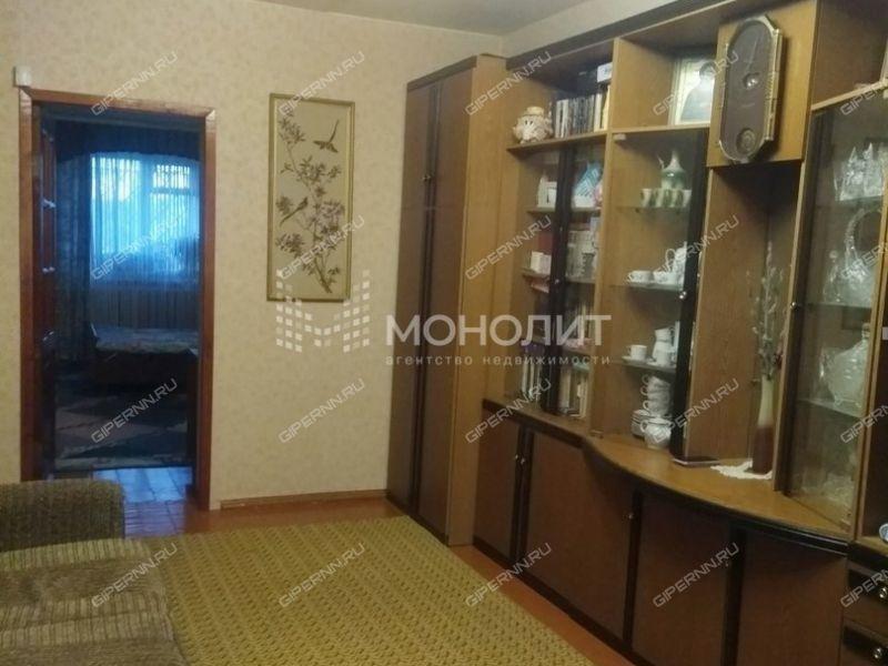 трёхкомнатная квартира на улице Вахтангова дом 24