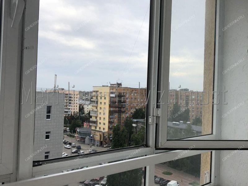 однокомнатная квартира на улице Белозерская дом 1