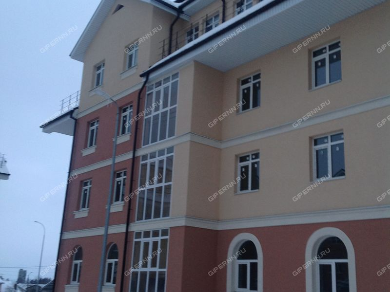 однокомнатная квартира в микрорайоне 6-й дом 38а город Кстово