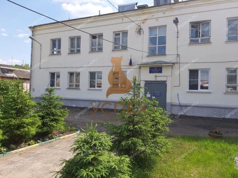 однокомнатная квартира на улице Волжская дом 1