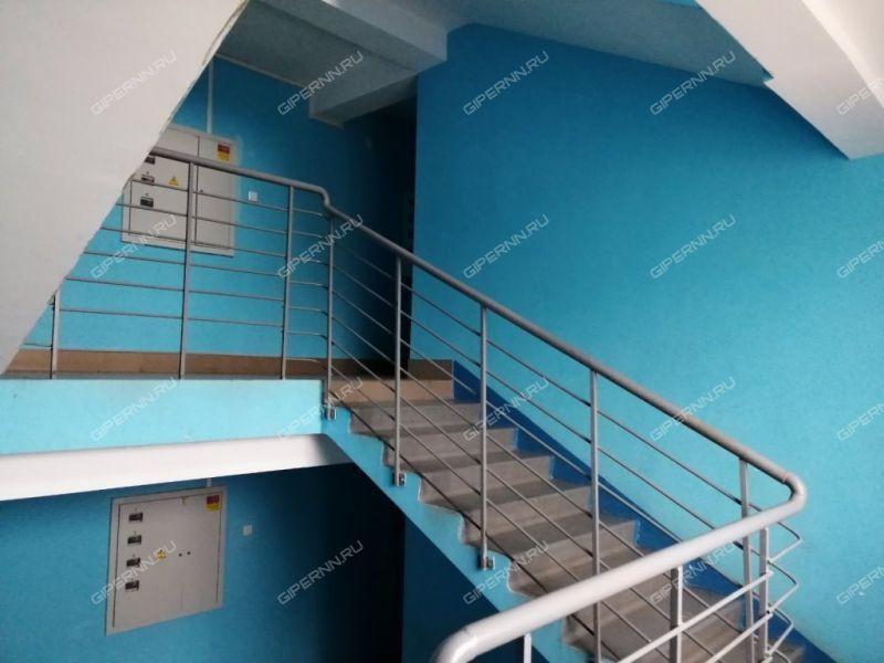 квартира-студия в Чкаловском проезде дом 8 город Нижний Новгород