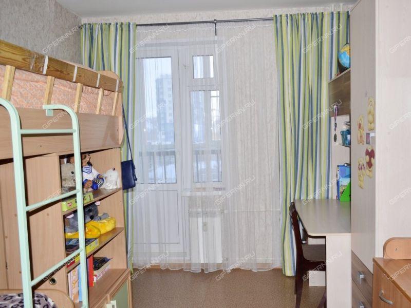 двухкомнатная квартира на бульваре Южный дом 2