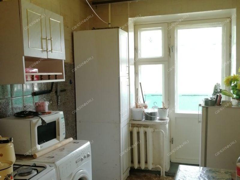 трёхкомнатная квартира на улице Заводская дом 11 посёлок Сатис