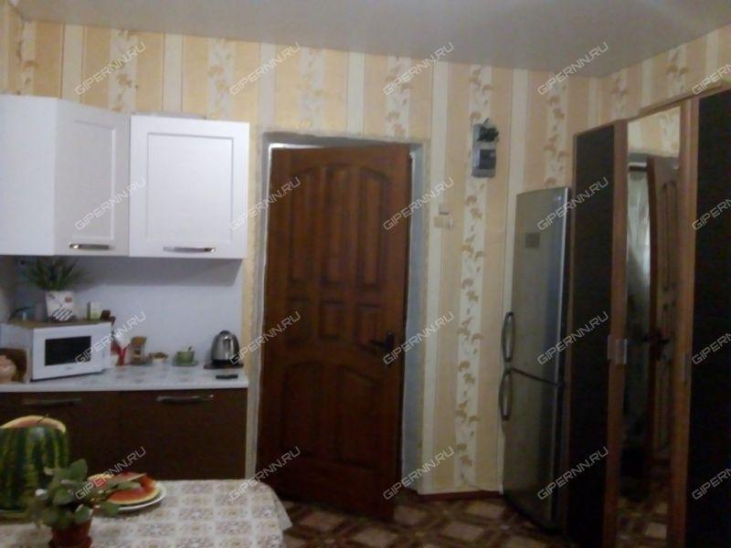 двухкомнатная квартира на улице Лесная город Арзамас