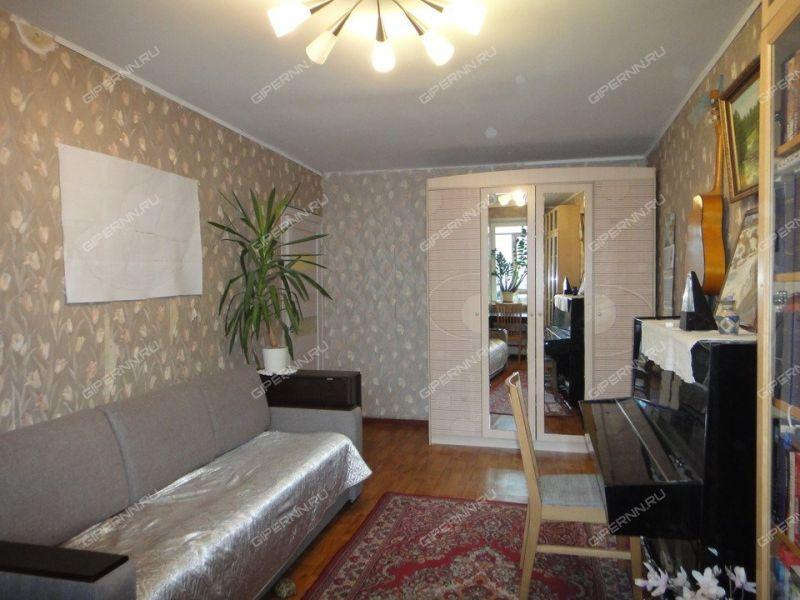 трёхкомнатная квартира на улице Генерала Ивлиева дом 35 к1