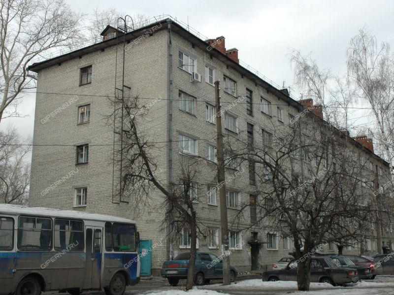 улица Космонавта Комарова, 12а фото