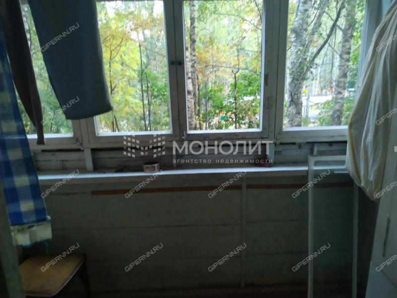 комната в доме 25 на улице Маршала Жукова
