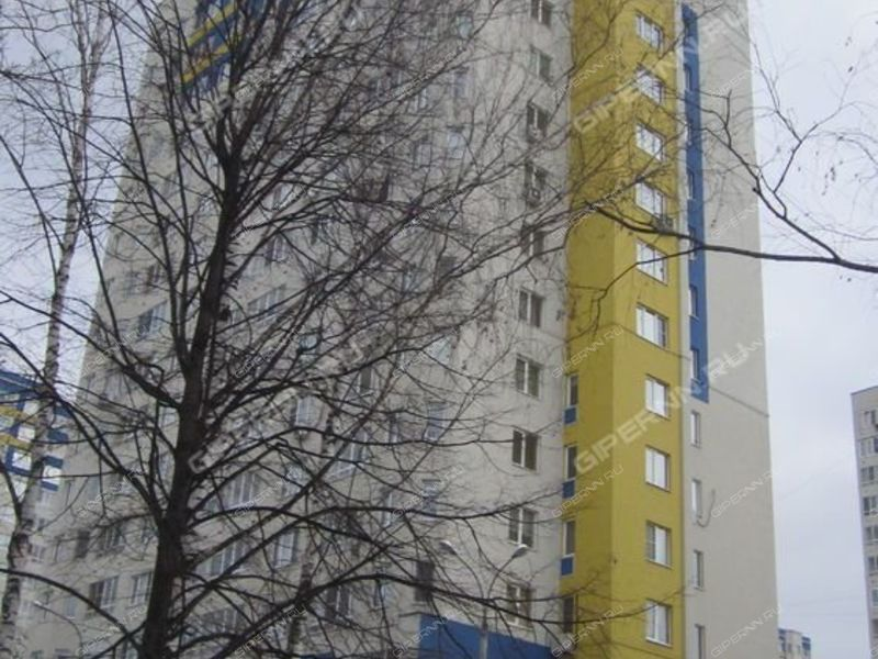 однокомнатная квартира на проспекте Молодёжный дом 31 к5