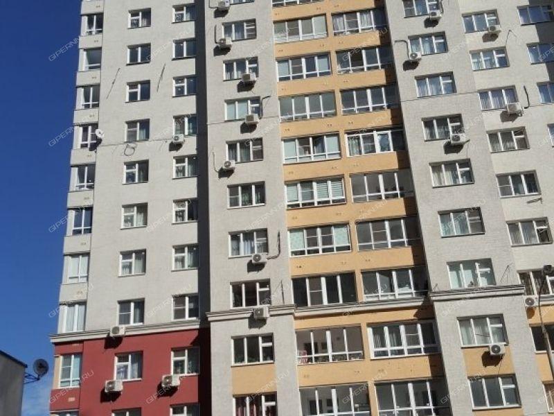однокомнатная квартира на улице Белозерская дом 4