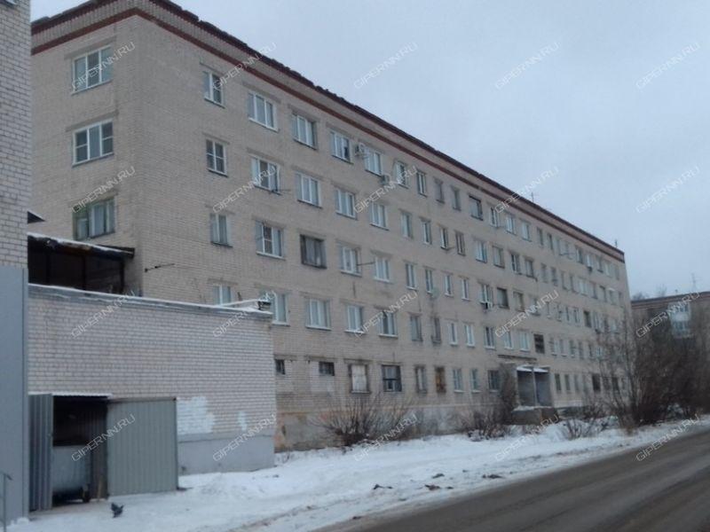 однокомнатная квартира на улице Водозаборная дом 3 город Дзержинск
