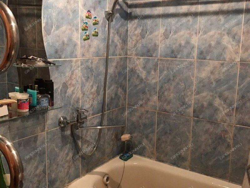 однокомнатная квартира на улице Ситнова дом 8б город Дзержинск