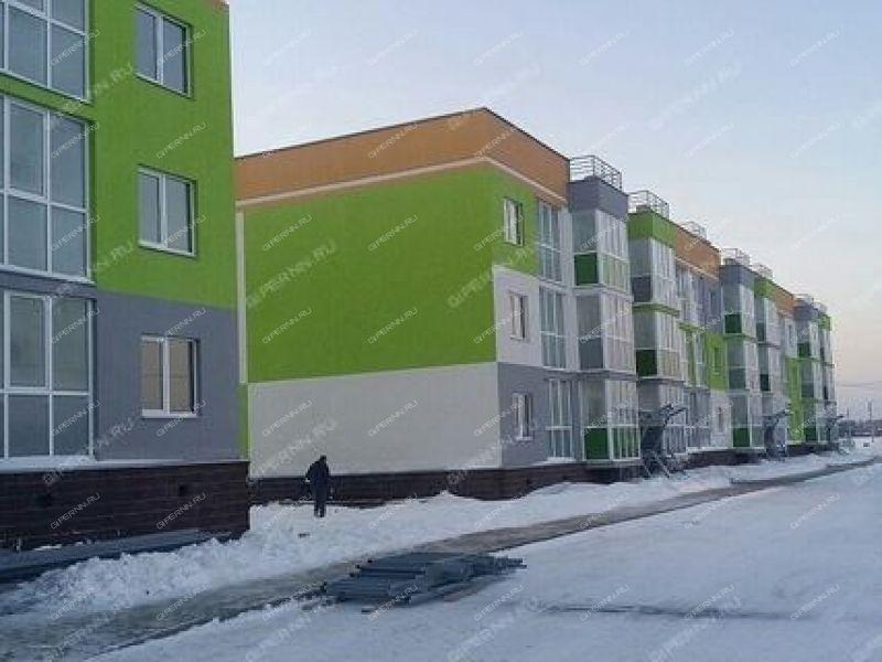однокомнатная квартира на Инженерный проезд дом 3 посёлок Новинки