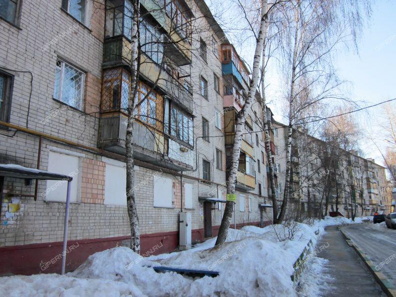 двухкомнатная квартира на улице Мончегорская дом 7а