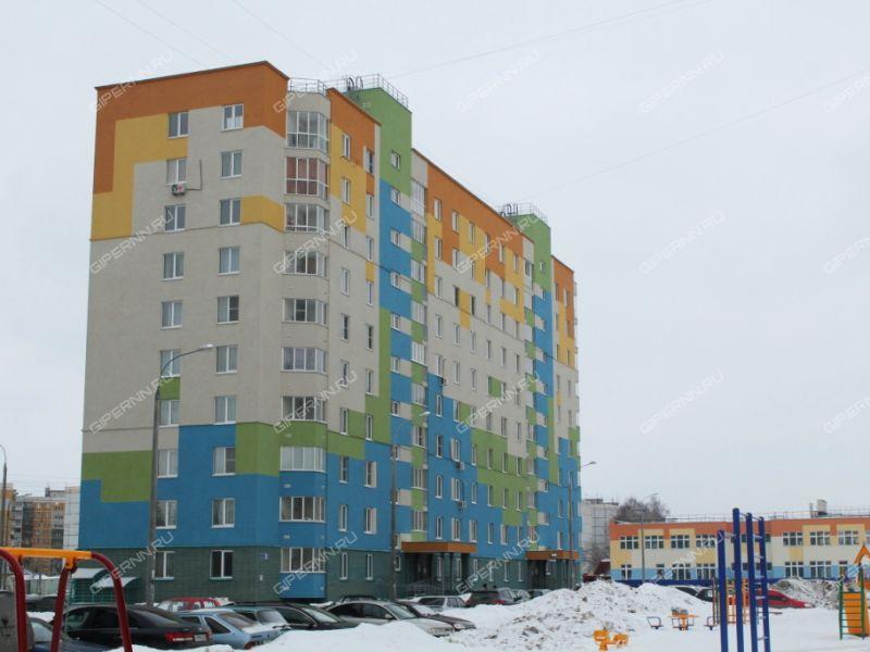 однокомнатная квартира на улице Янки Купалы дом 28