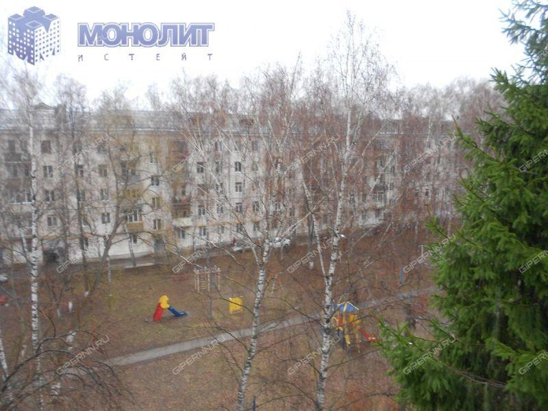 однокомнатная квартира на улице Баранова дом 7