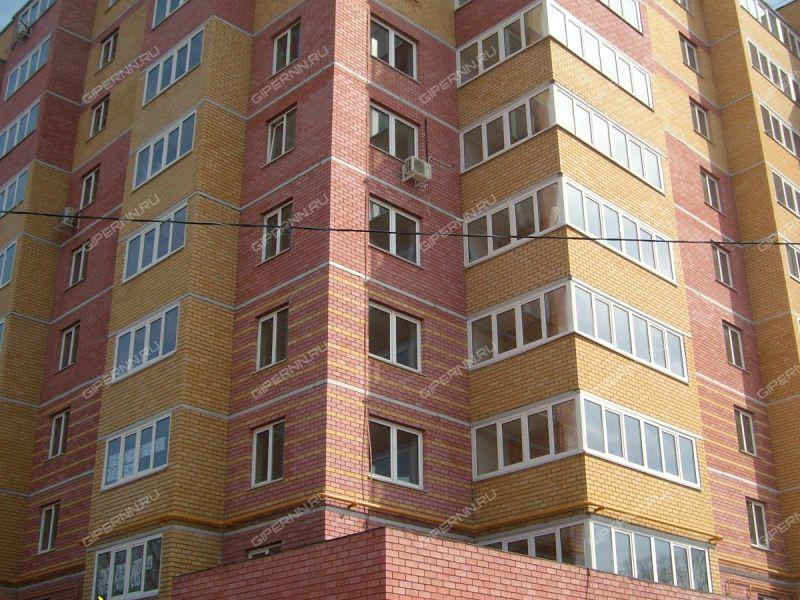 улица Космонавта Комарова, 2 к1 фото