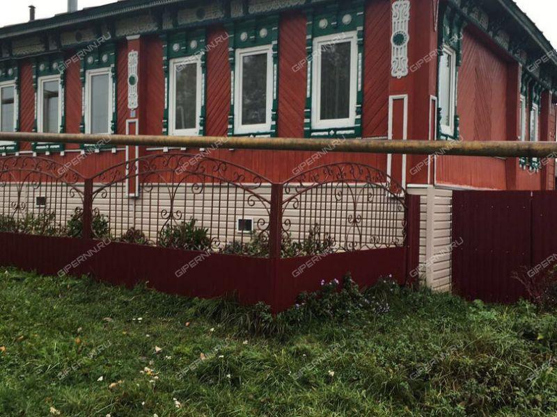 дом на улица 1 Мая деревня Рыльково