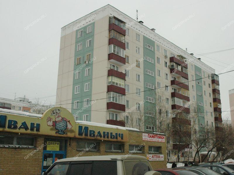 Комсомольская площадь, 6 к1 фото