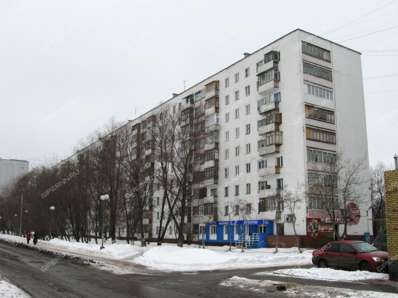 трёхкомнатная квартира на улице Переходникова дом 27
