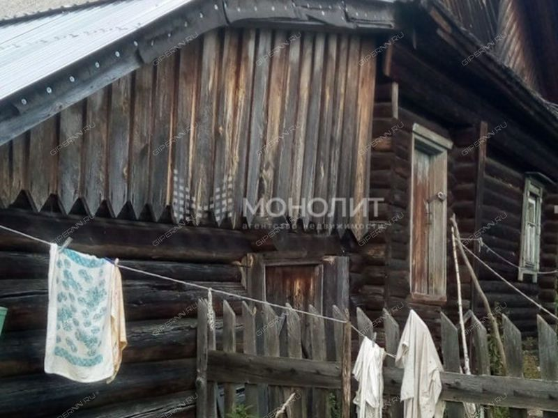 дом на улице Свердлова село Линда