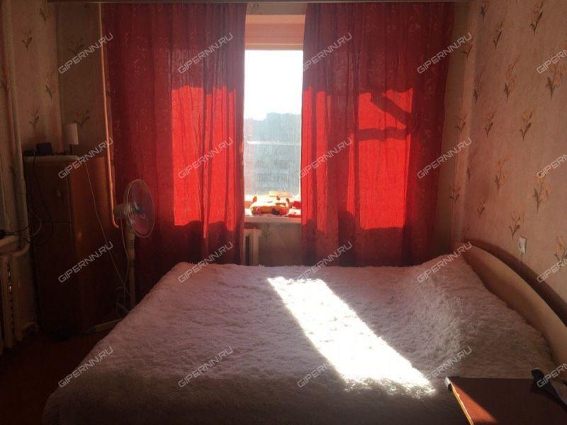 комната в доме 3 на улице Васенко