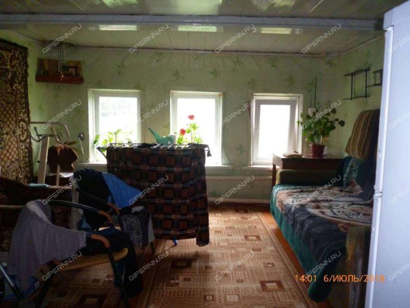 дом на улице Центральная село Абабково