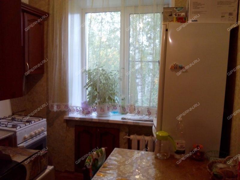 однокомнатная квартира на улице Кольцова город Арзамас