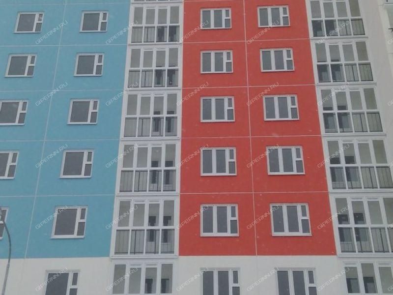 двухкомнатная квартира на проспекте Кораблестроителей дом 54