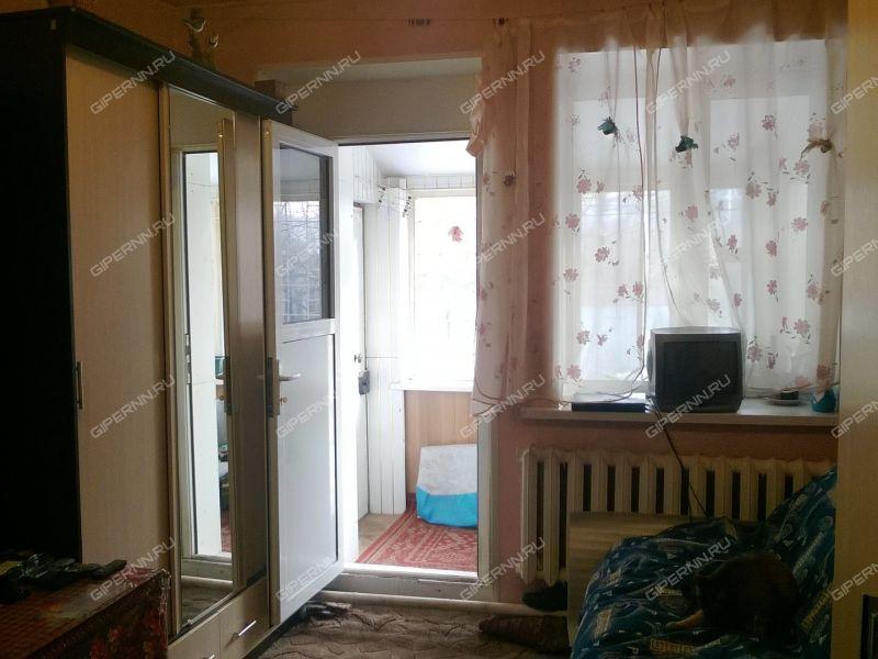 комната в доме 106 на улице Интернациональная