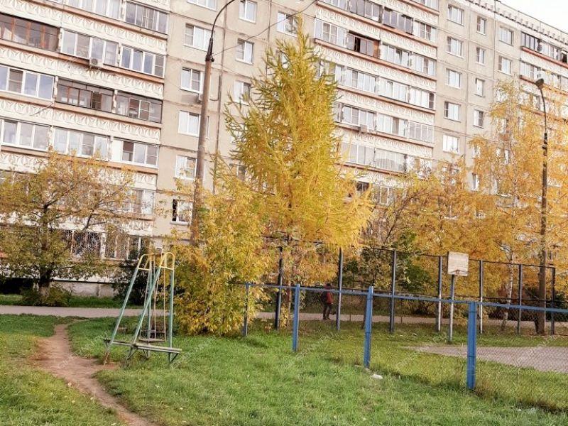 двухкомнатная квартира на улице Сергея Есенина дом 13