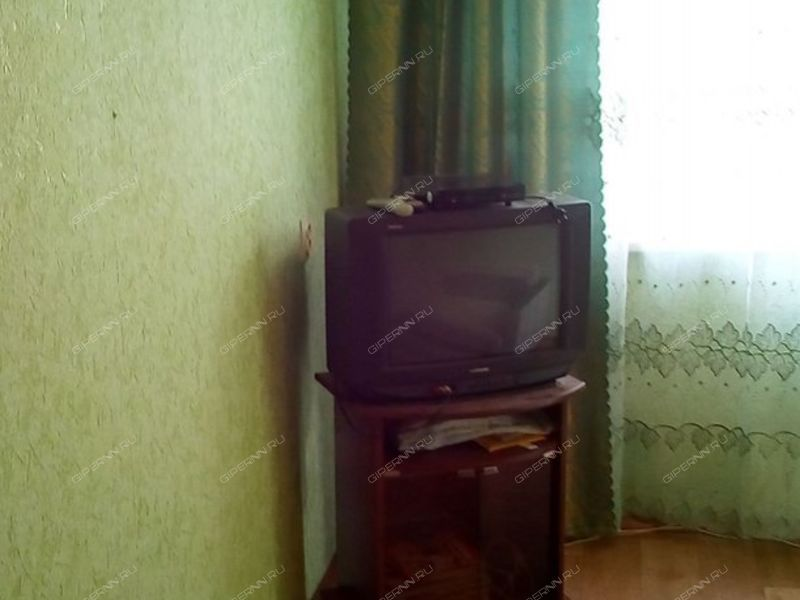 двухкомнатная квартира на улице Героя Попова дом 4