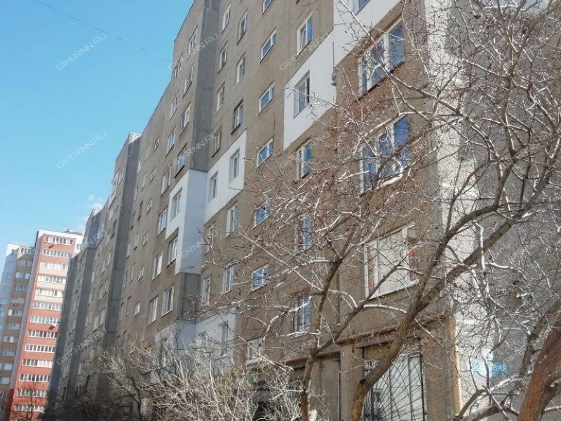 однокомнатная квартира на улице Парковая дом 11а город Кстово
