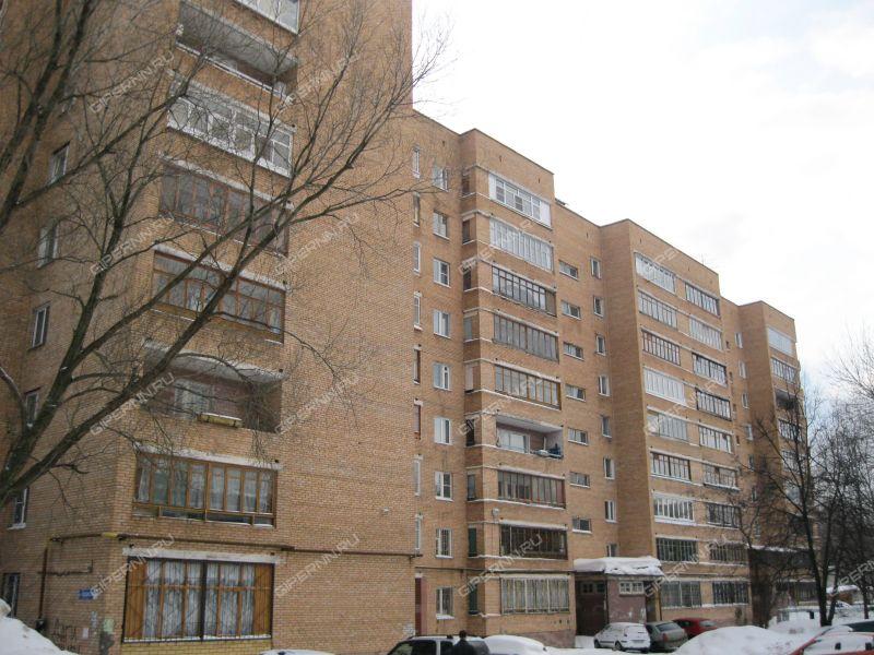 однокомнатная квартира на Медицинской улице дом 11