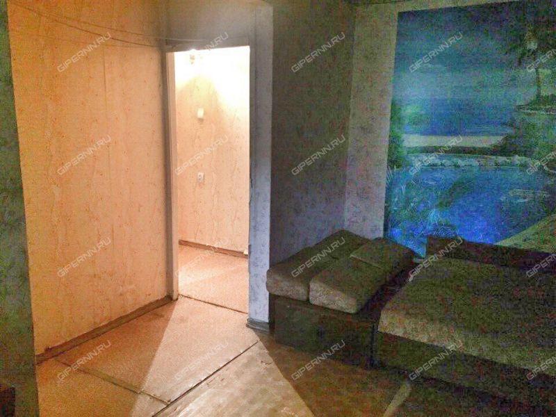 двухкомнатная квартира на улице Максима Горького дом 106 город Бор