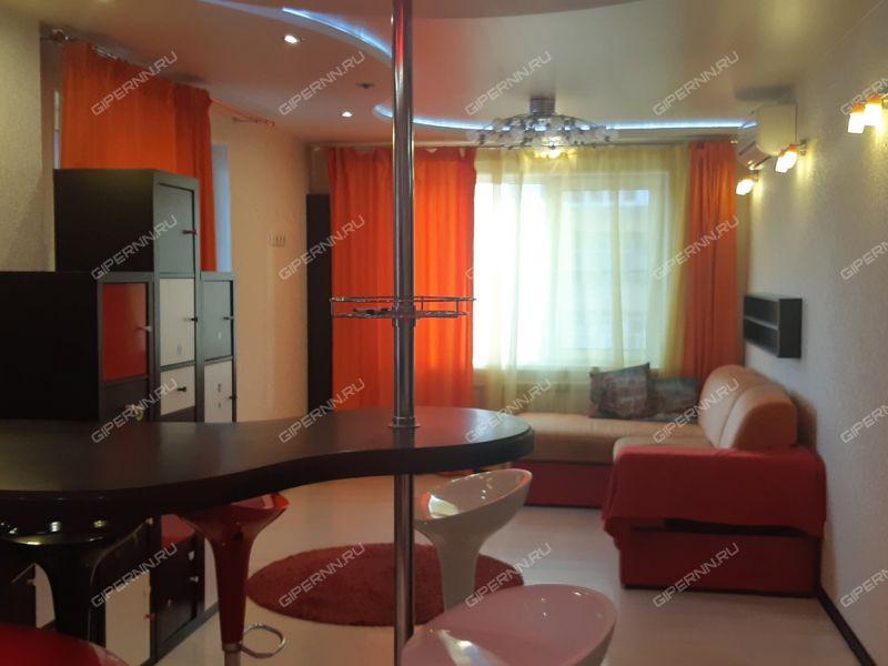 двухкомнатная квартира на проспекте Ленина дом 65