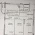 трёхкомнатная квартира в новостройке на в продолжении улиц Академическая, деревни Афонино, дом 15 деревня Афонино