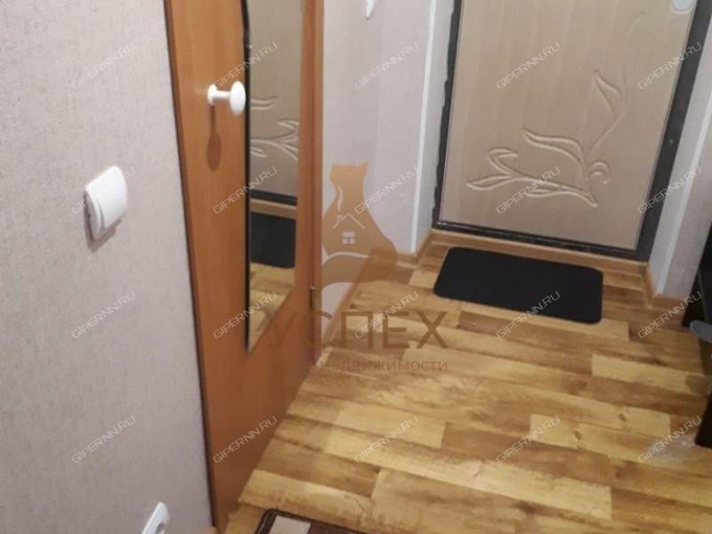 однокомнатная квартира на улице Нижегородская дом 11 посёлок Новинки